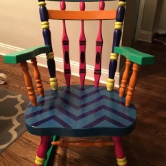 Teacher Rocking Chair Decorating Folding Chairs For A Wedding Etsy