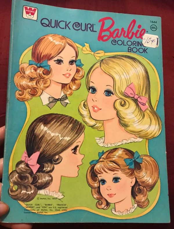 barbie coloring books for sale # 31