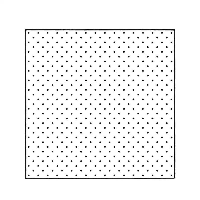 Small Dots Embossing Folder Nellie Snellen Craft Folders