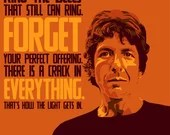 Leonard Norman Cohen...
