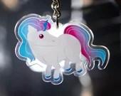 """Keychain """"Unicorn"""""""