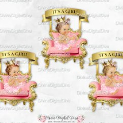 Baby Throne Chair Saucer Chairs For Adults Red White Gold Light Skin Tone Ballerina Etsy Pink Banner Tutu Crown Pearl Necklace Vintage Girl Tones Clipart Instant Download
