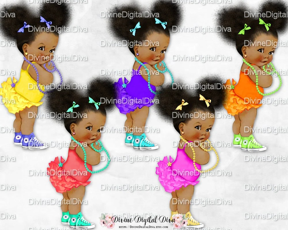 Ruffle Pants Brights Sneakers Pearls Baby Girl African Etsy