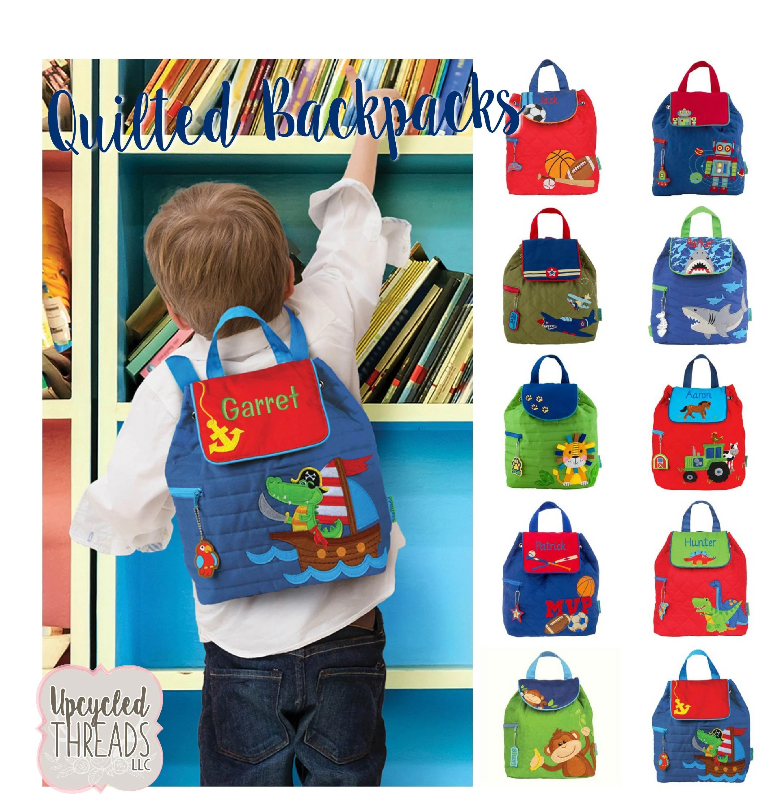 toddlers backpack little boys