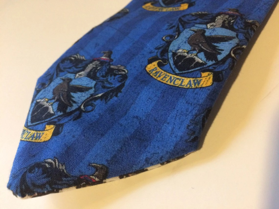 Ravenclaw Necktie, Harry ...