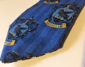 Ravenclaw Necktie, Harry Potter Necktie