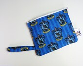 Ravenclaw Zippered Pouch, Harry Potter Zipper Pouch