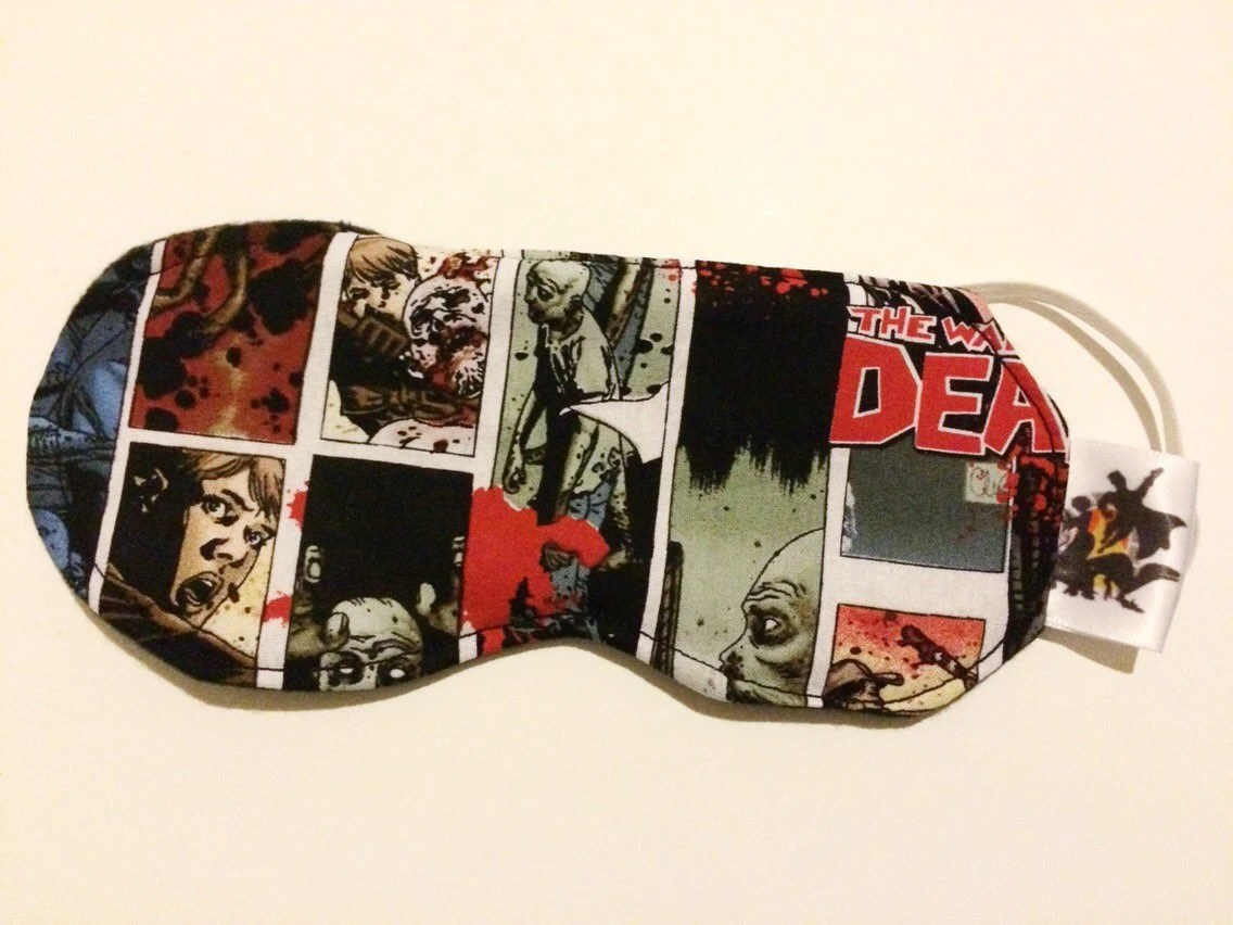 Walking Dead Sleep Mask, ...