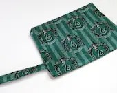 Slytherin Zippered Pouch,...