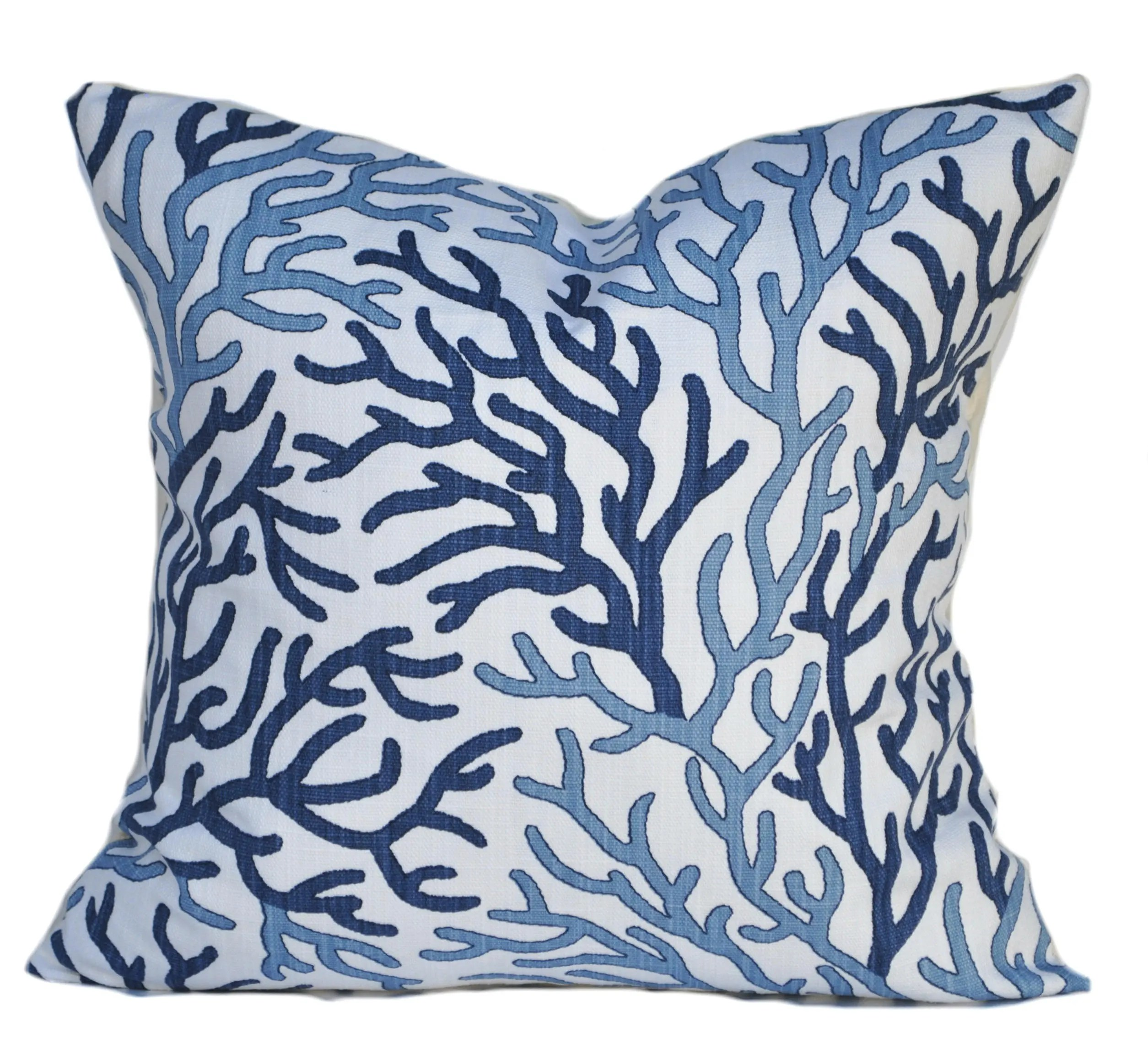 coastal pillows etsy