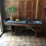 Antique Copper Sink Large Farmhouse Sink With Drainboard
