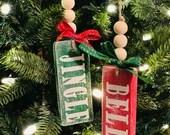Farmhouse Ornament Set