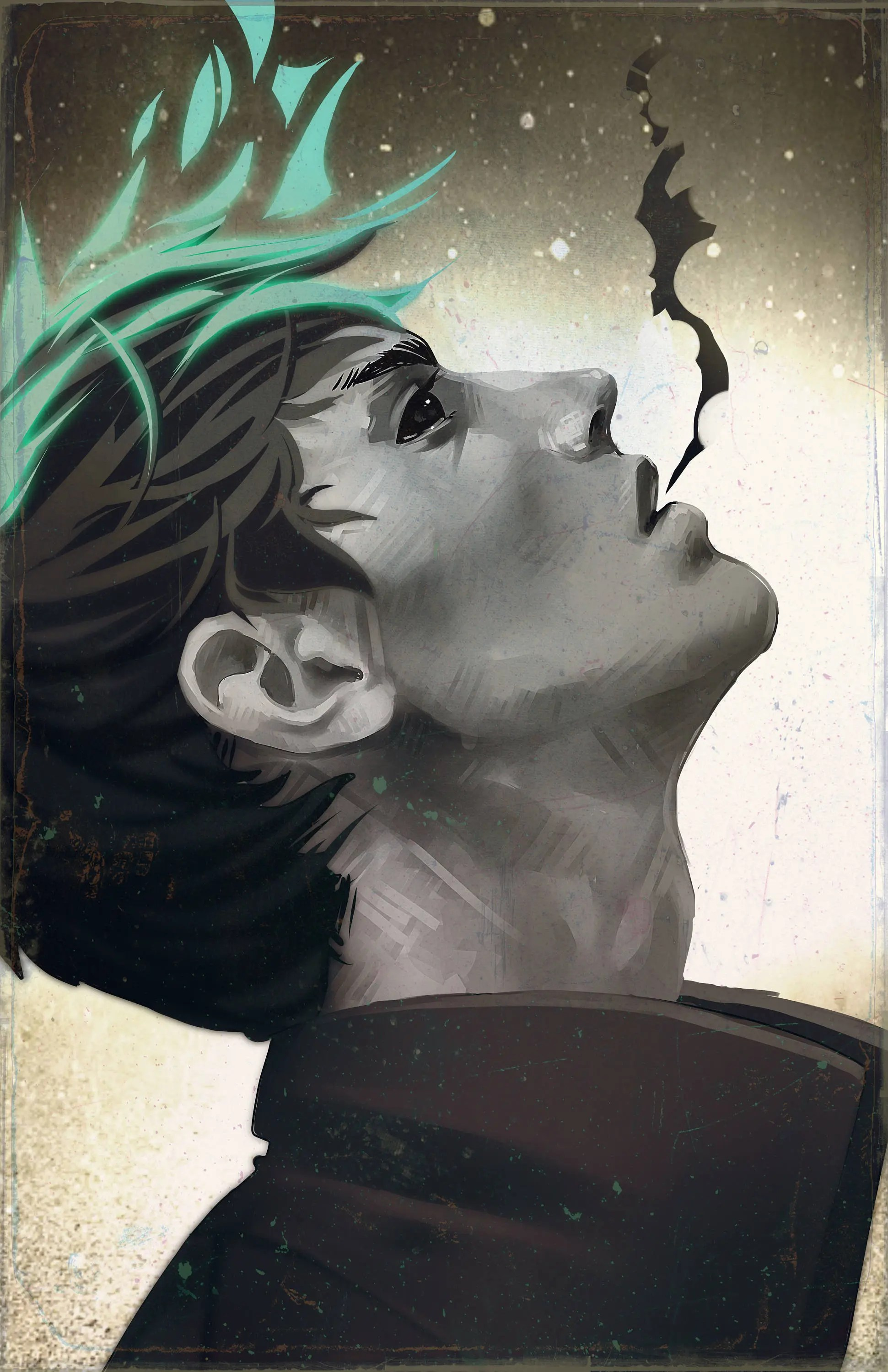 dishonored the outsider print
