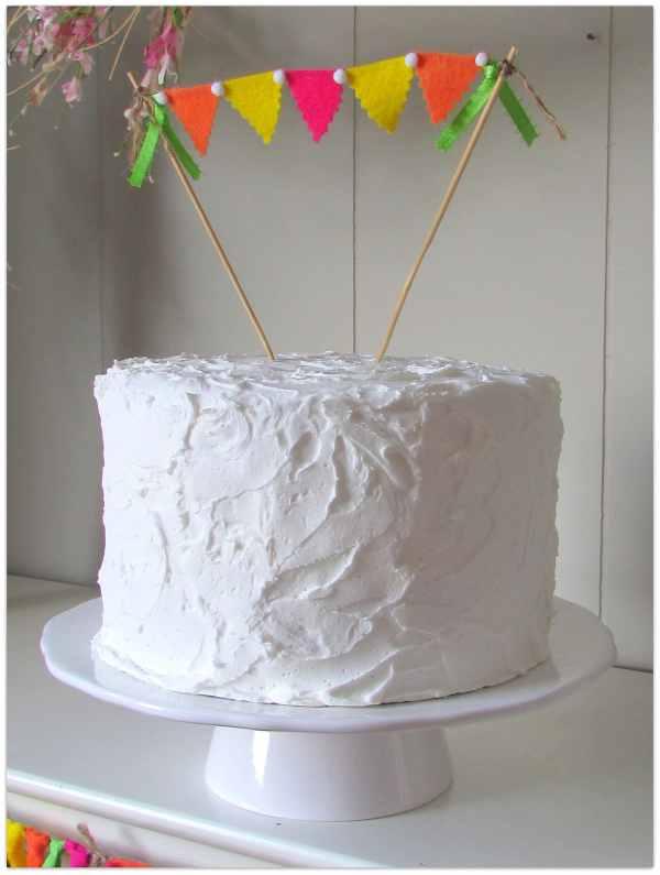 Fiesta Cake Topper Birthday