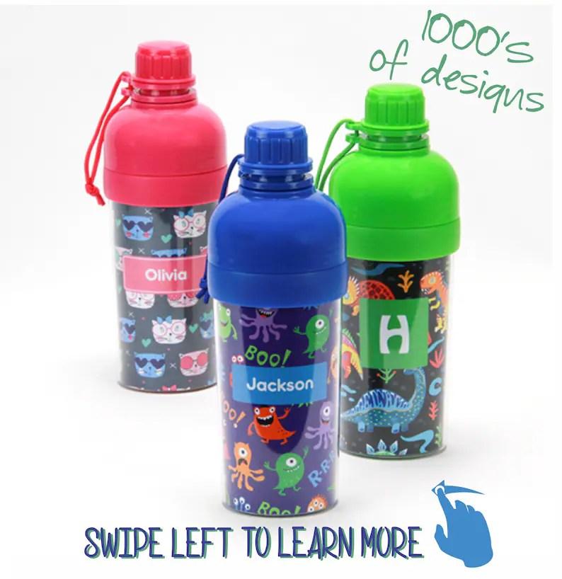 personalized sports bottle monogram