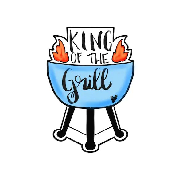 bbq king of the