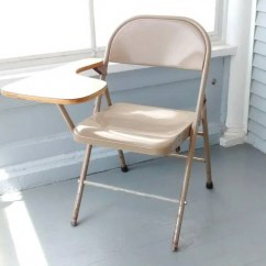 Krueger Folding Chairs Baby High Chair Wood Desk And Student Writing Lap Top Etsy Image 0