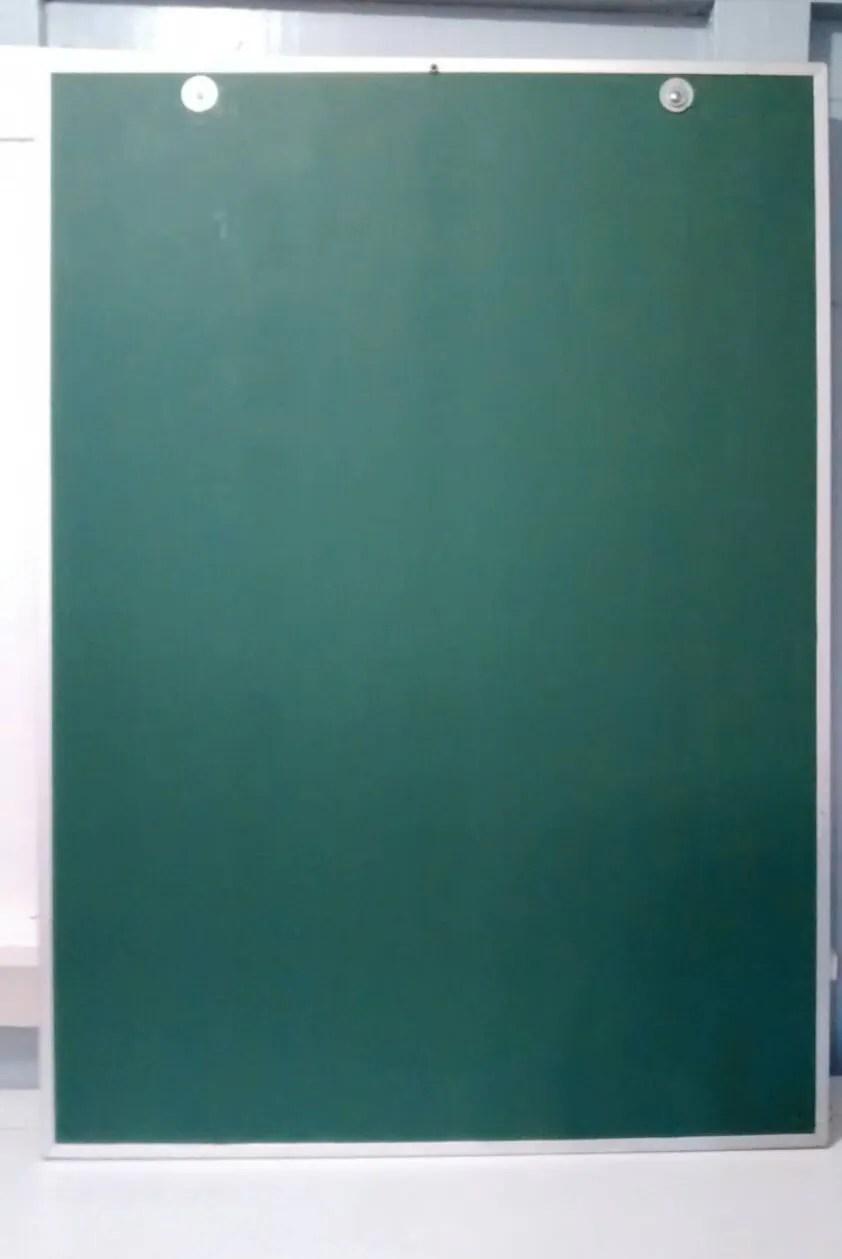 large chalkboard standing vintage