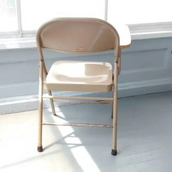 Krueger Folding Chairs Inflatable Chair Stool Desk And Student Writing Lap Top Gallery Photo
