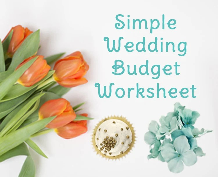 Wedding Planner Reception Budget Worksheet Wedding Planning