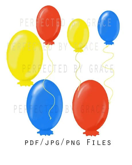 3d balloons and balloon