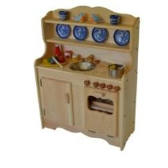 Wooden Kids Kitchen Composting Waldorf Play Natural Toy Toys Etsy Child S Montessori Hardwood Pretend Stove