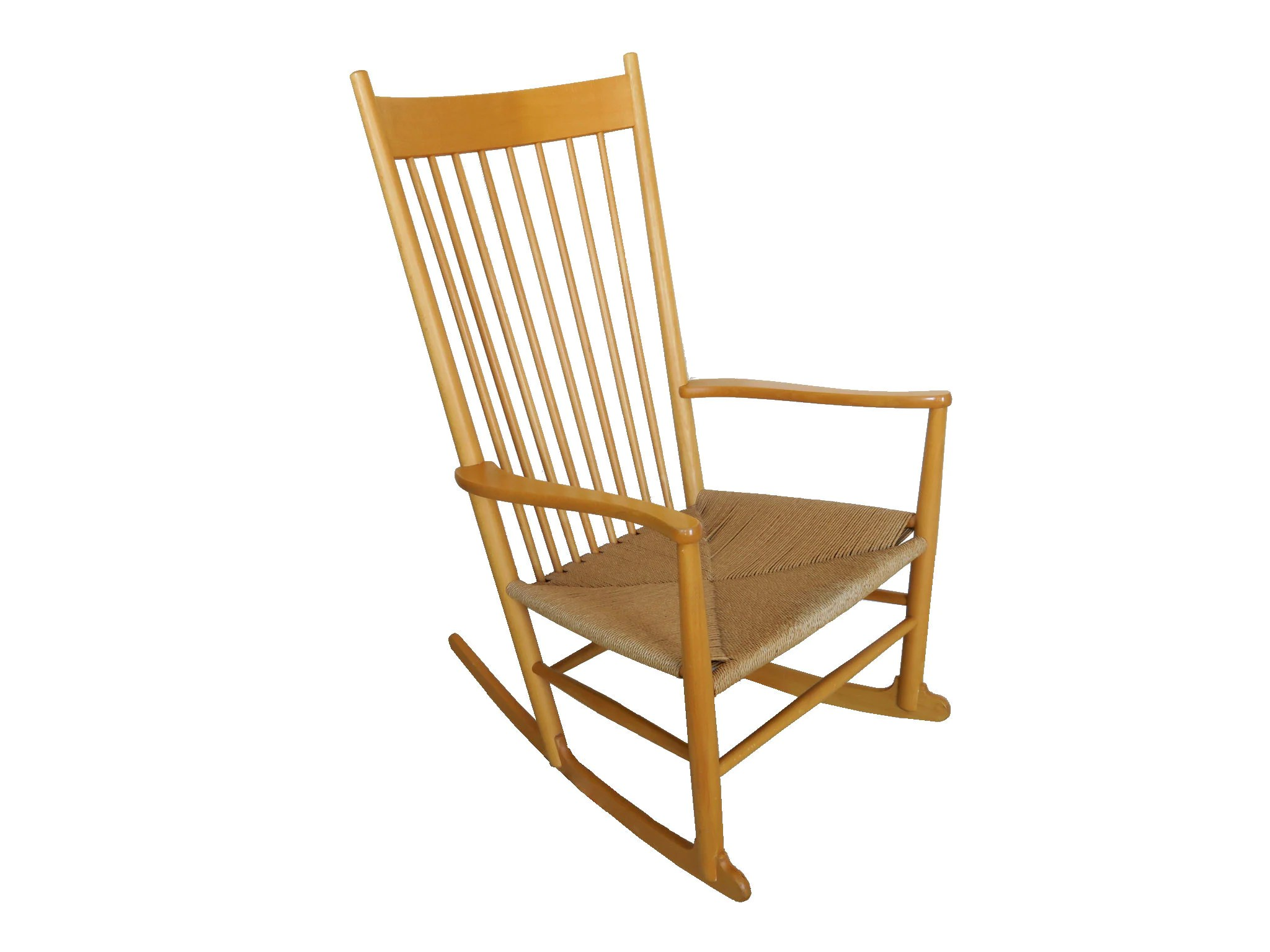hans wegner rocking chair tables ladders and chairs j16 by fdb mobler etsy 50