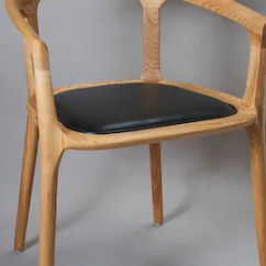 Danish Dining Chair Brookstone Massager Etsy Style Ash Wood