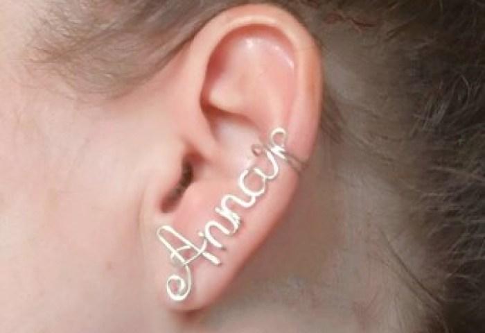 Custom Ear Cuff Etsy