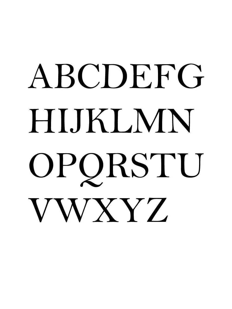 Stylised 02 Monogram Tote Alphabet Bag Initial Tote Choose