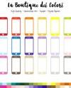 50 Rainbow Mobile Phone Clip Art Digital Illustrations Png Etsy