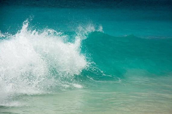 waves at mullet bay