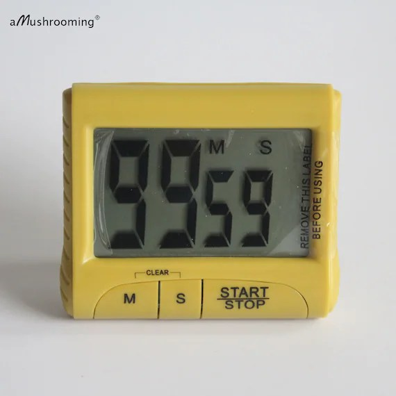 digital kitchen timers garden windows lcd cooking countdown timer etsy image 0