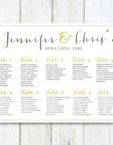 also white wedding seating chart poster digital gold etsy rh