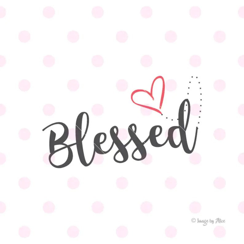 sale blessed svg bible