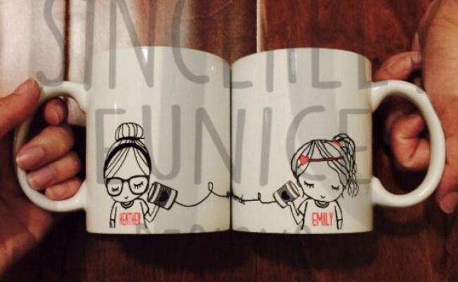 Best Friend Long Distance Coffee Mug Original Se Design