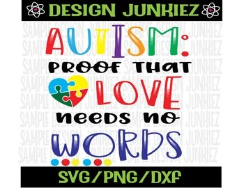 Download Autism Awareness ASD His/her fight is My fight SVG PNG Cut ...