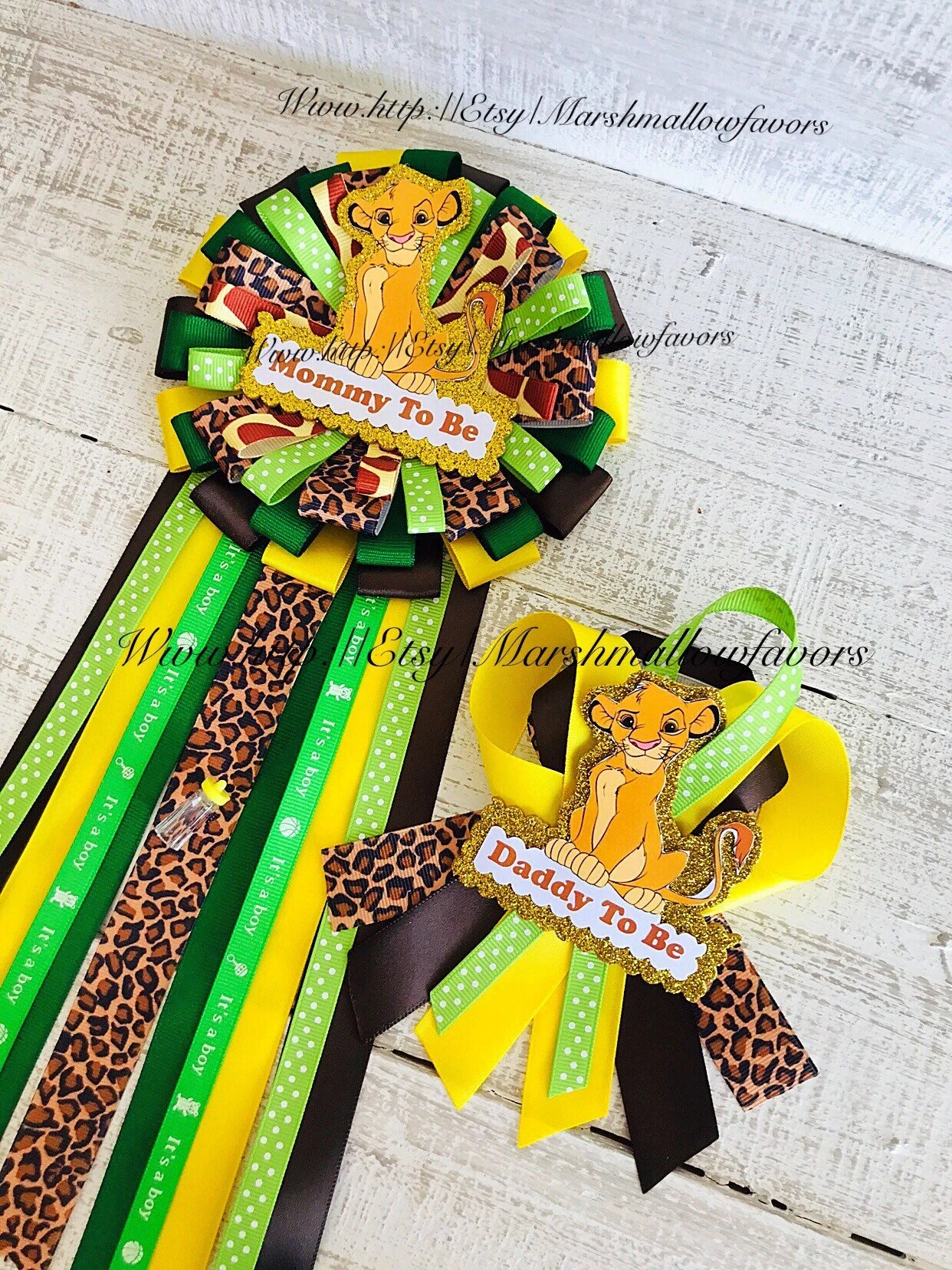 Lion King Baby Shower : shower, Shower-baby, Shower, Favor-lion