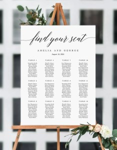 Image also on sale sizes wedding seating chart template editable etsy rh