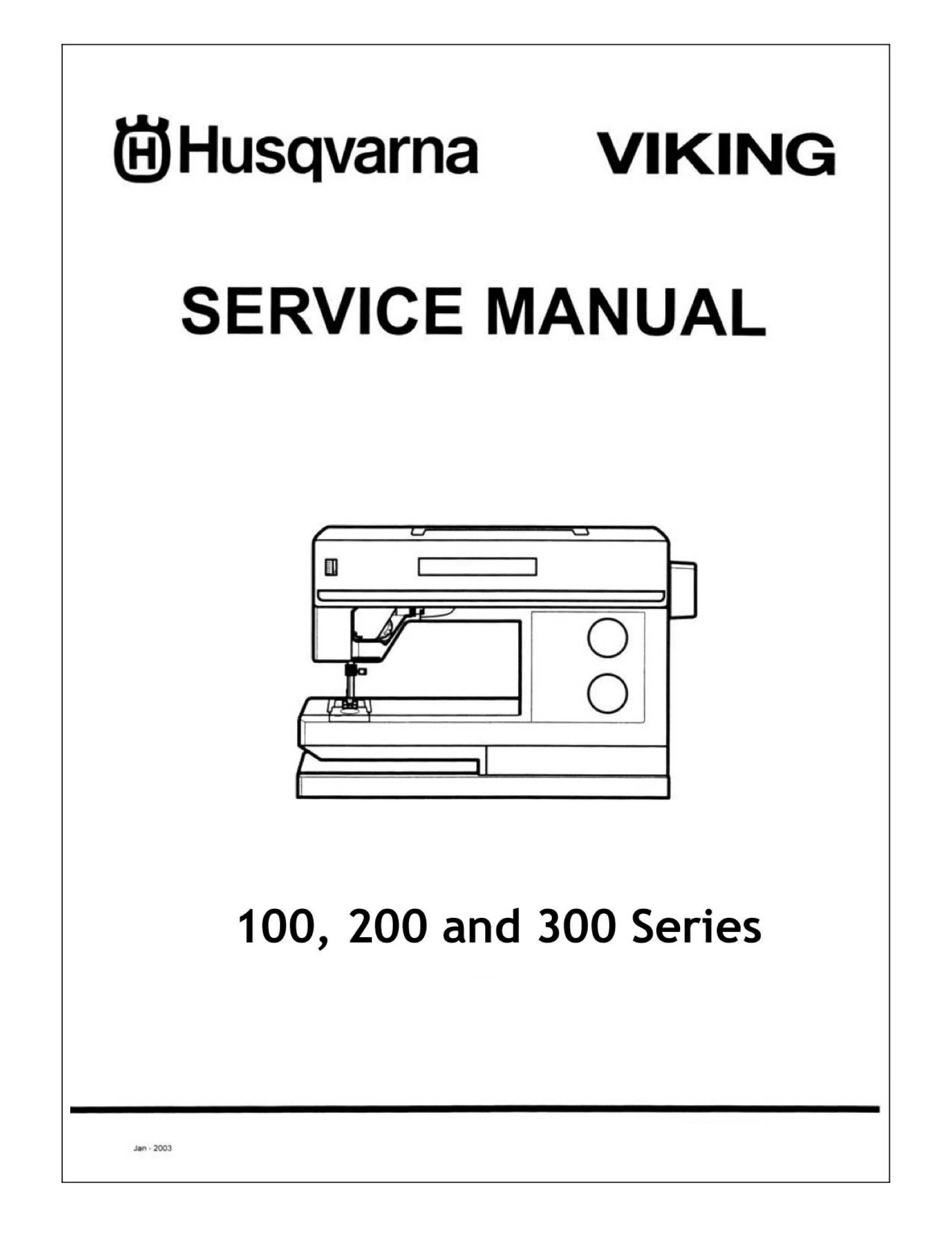 Husqvarna Viking 205 210 225 230 250 Daisy 310 315 320-335