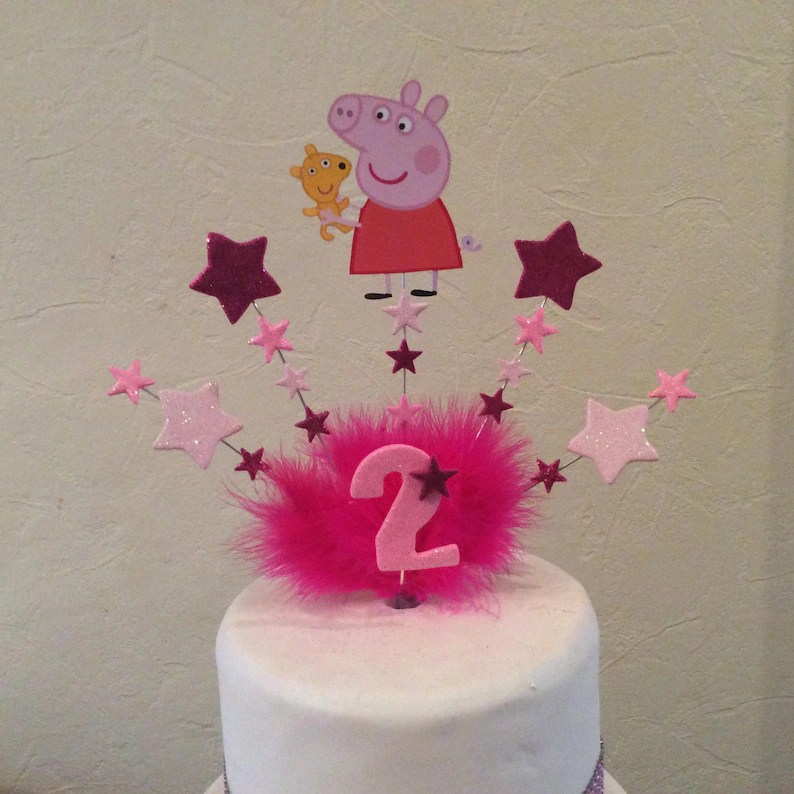 Hello Kitty Personalised Name And Age Stars And Feathers Birthday
