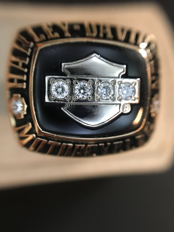 Harley Davidson Jewelry Rings : harley, davidson, jewelry, rings, HARLEY, DAVIDSON