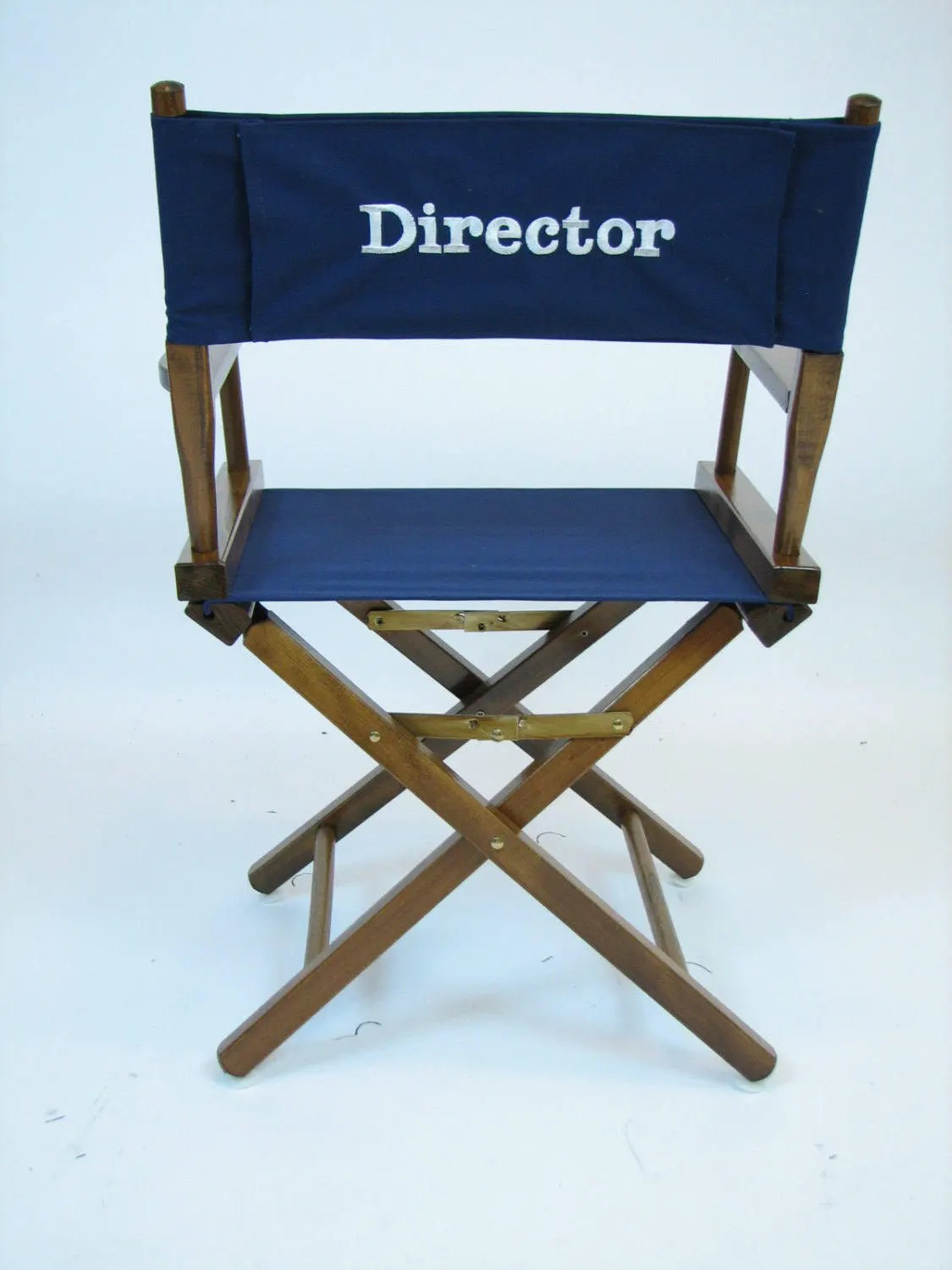 Personalized Directors Chair Embroidered Classic 30