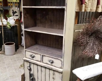 Pantry Cabinet Etsy