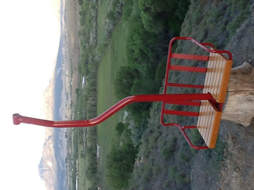 ski chair lift best for hip replacement vintage swing free shipping etsy