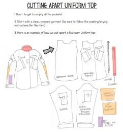 fire fighter uniform purse pattern pdf download turnout gear image 2  [ 794 x 1021 Pixel ]