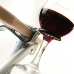 Bike Beach Chair Holder Cheap Covers Brisbane Four Wine Hooks W Free Shipping Glass Attaches Etsy Image 0