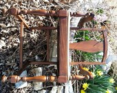 murphy chair company classic covers bournemouth items similar to rare arm made by the located in ky is solid wood and gorgeous
