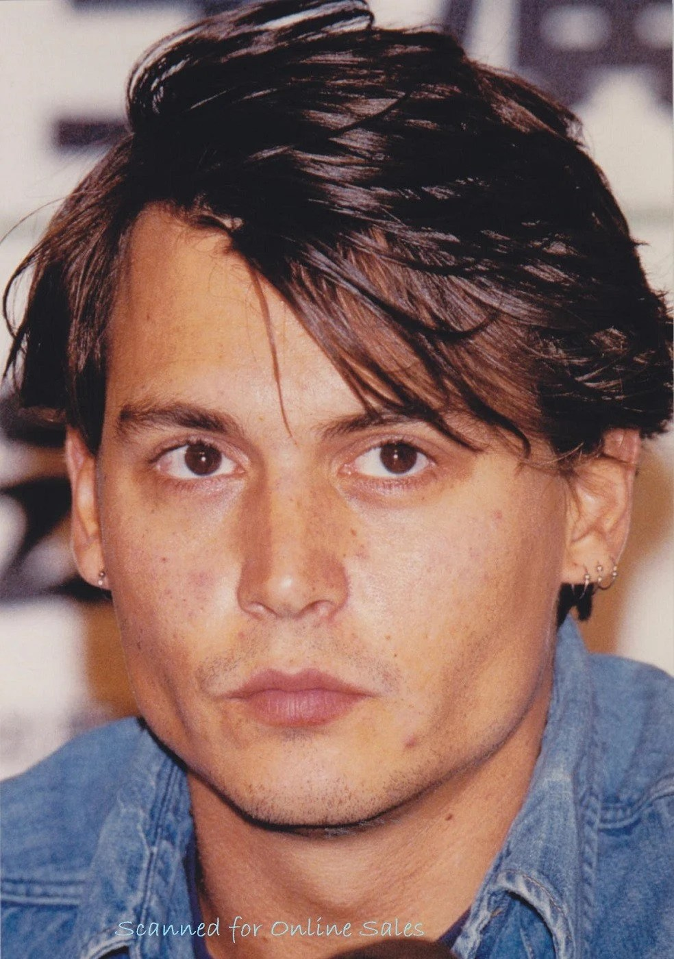 Johnny Depp 21 Jump Street : johnny, street, Johnny, Street, Officer, Hanson, Photo