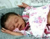 Custom Reborn Babies - Babett by Ulrike Gall 16 inches 3/4 limbs